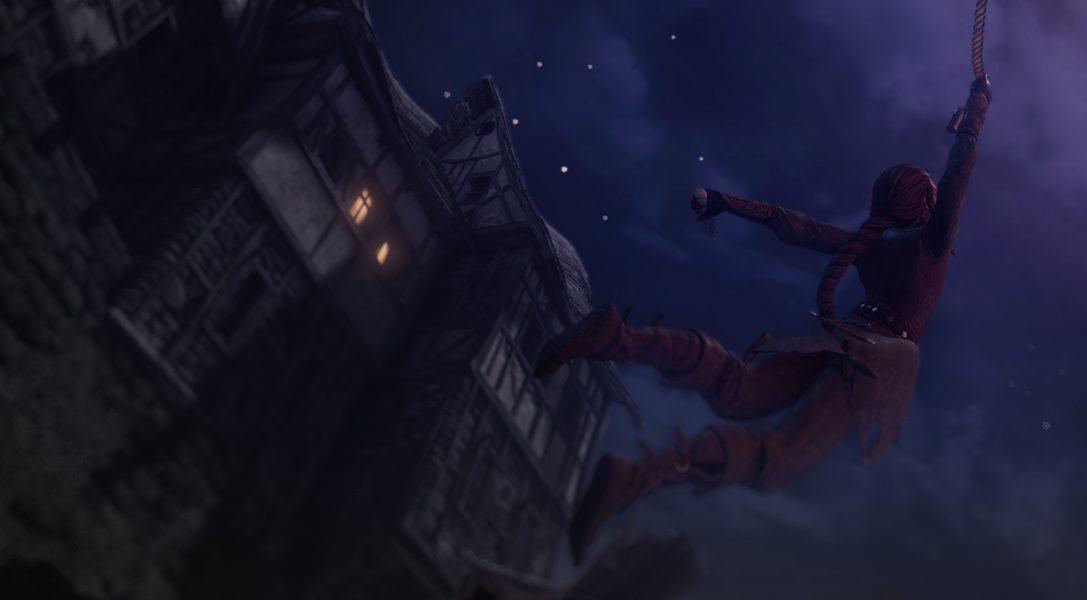 Annunciato Shadwen per PS4, dai creatori di Trine