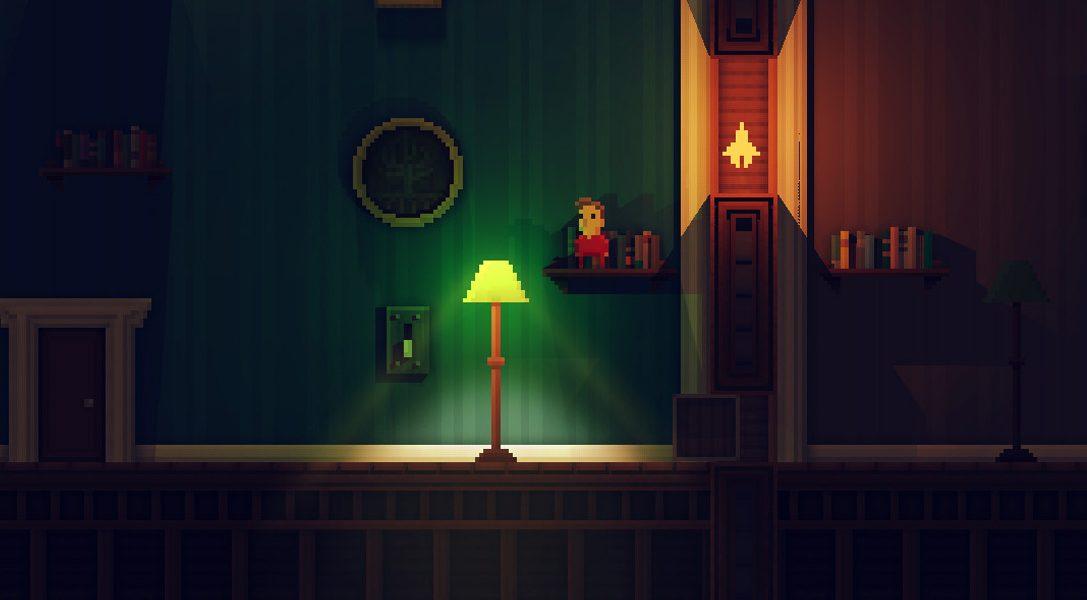 Annunciato per PS4 il platform-rompicapo In The Shadows