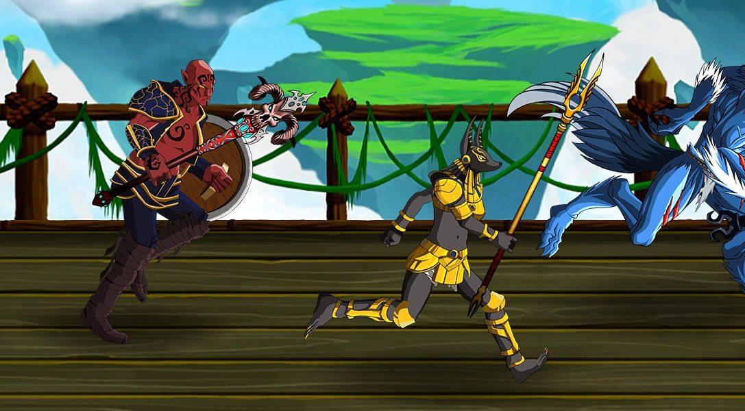 Il GdR picchiaduro tag-team Dungeon Punks annunciato per PS4