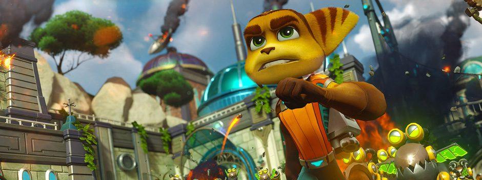 Ratchet & Clank è stato il gioco più venduto sul PlayStation Store il mese scorso