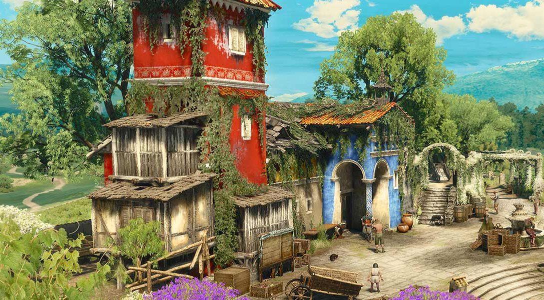 Ecco tutto quello che c'è da sapere su The Witcher 3: Wild Hunt – Blood and Wine