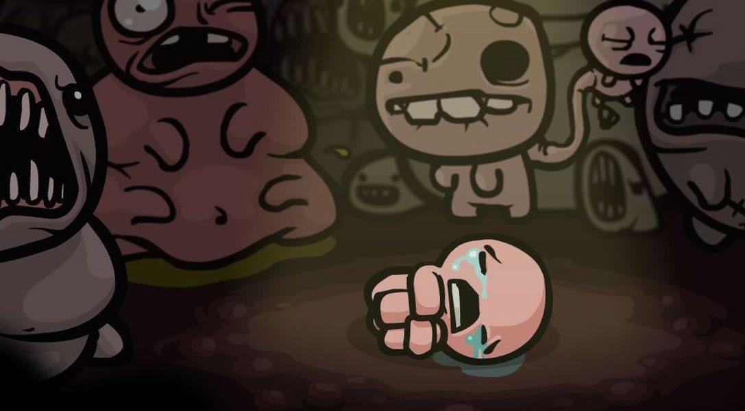 Binding of Isaac: Afterbirth arriva la prossima settimana su PS4