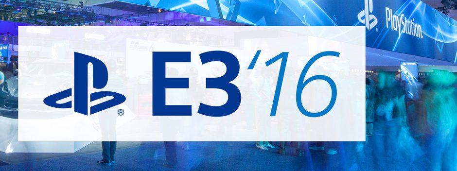 Tutti i titoli annunciati durante la conferenza stampa PlayStation dell'E3 2016