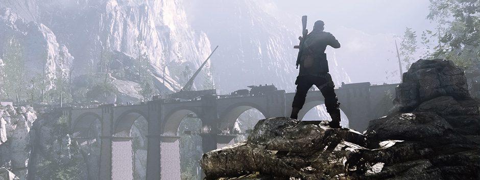 Come distruggere un viadotto in Sniper Elite 4