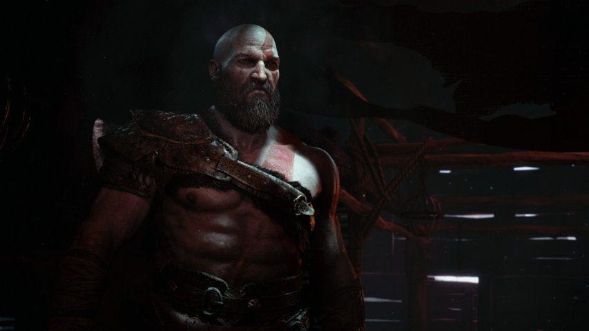 Il primo sguardo all'incredibilmente nuovo God of War per PS4