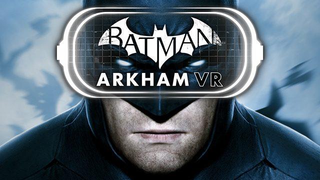 Rocksteady annuncia Batman: Arkham VR, in esclusiva per PlayStation VR