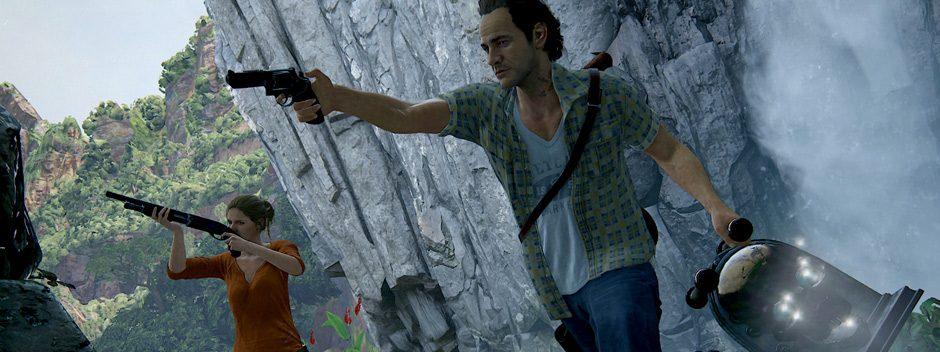 Uncharted 4: sono disponibili il contenuto scaricabile Tesori perduti e la patch 1.08