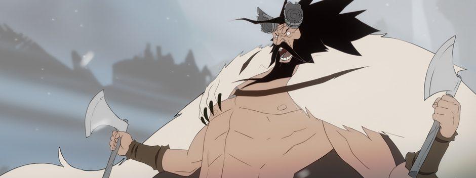 L'atteso sequel Banner Saga 2 esce per PS4 il mese prossimo