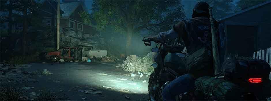 Days Gone, il nuovo adventure open world per PS4 di Bend Studio