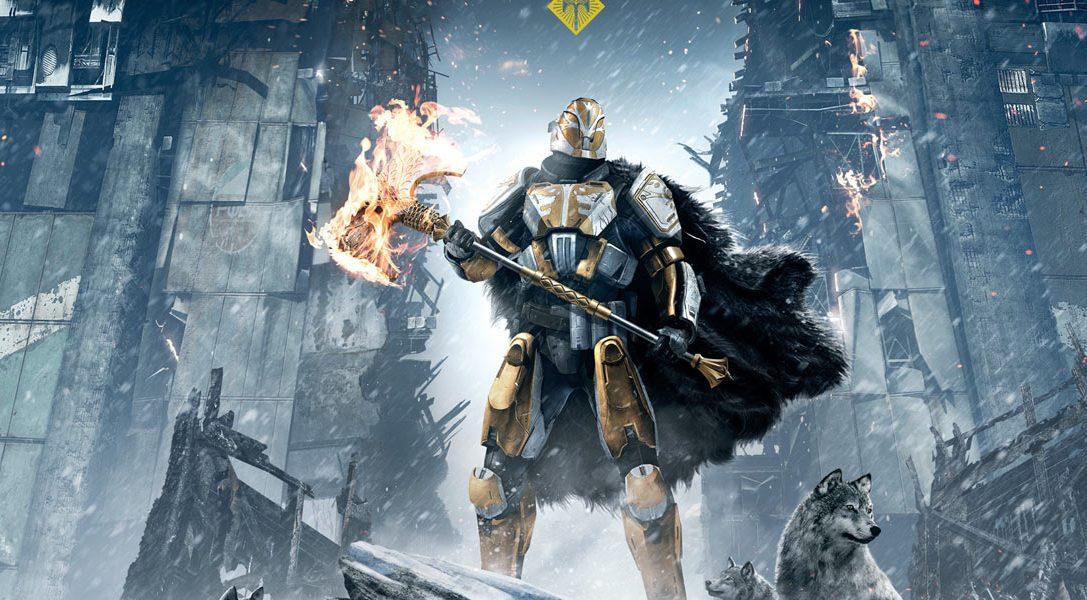 Destiny: I Signori del Ferro è in arrivo su PS4 in autunno – guardate il trailer