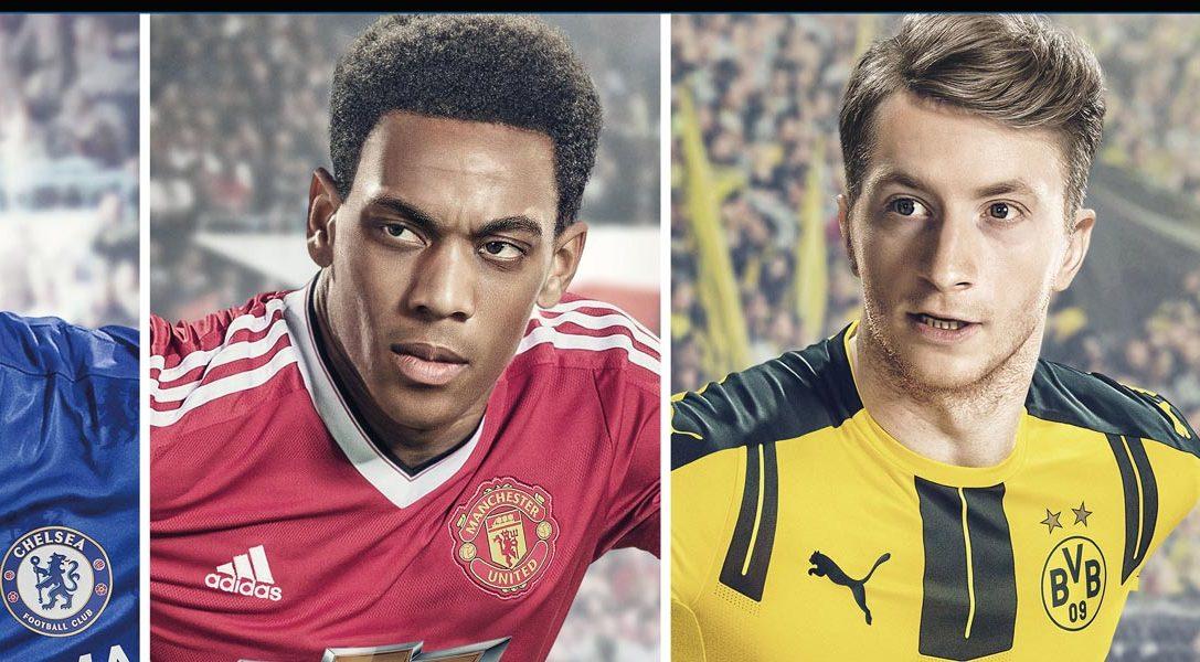 FIFA 17 sarà lanciato a Settembre, guarda il primo teaser