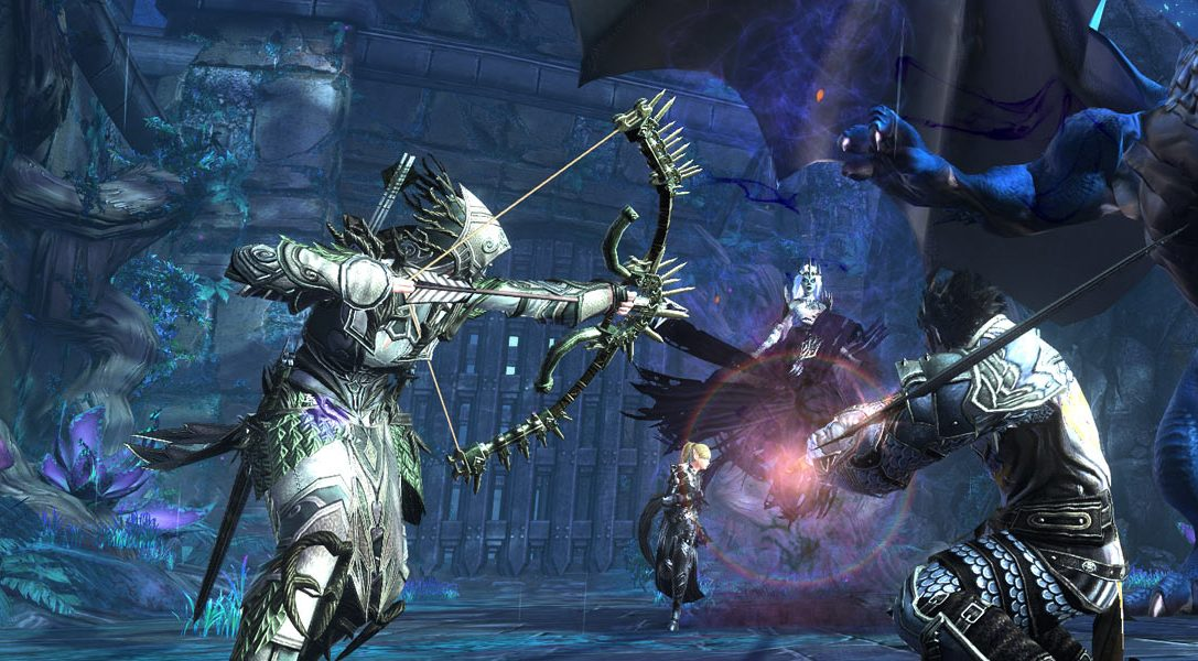 L'MMO free-to-play Neverwinter arriva questa estate su PlayStation 4
