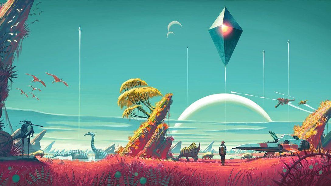 No Man's Sky: il tuo viaggio nell'Universo