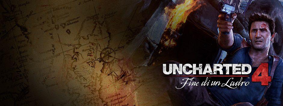 Uncharted 4: Fine di un Ladro a un prezzo eccezionale in due imperdibili promozioni