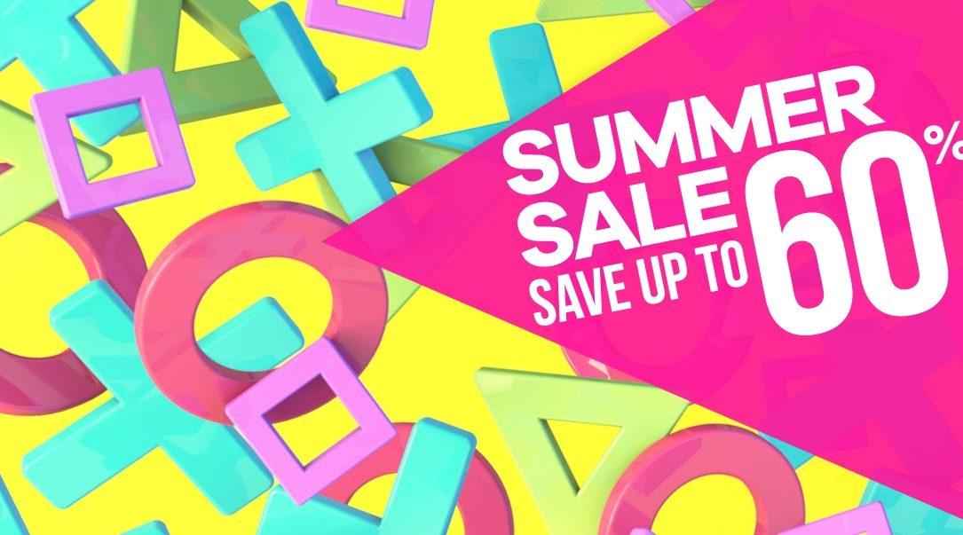 I Summer Sale del PlayStation Store