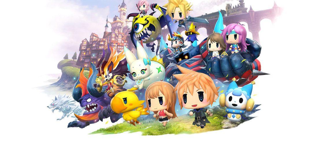 Date un'occhiata alla Collector's Edition di World of Final Fantasy