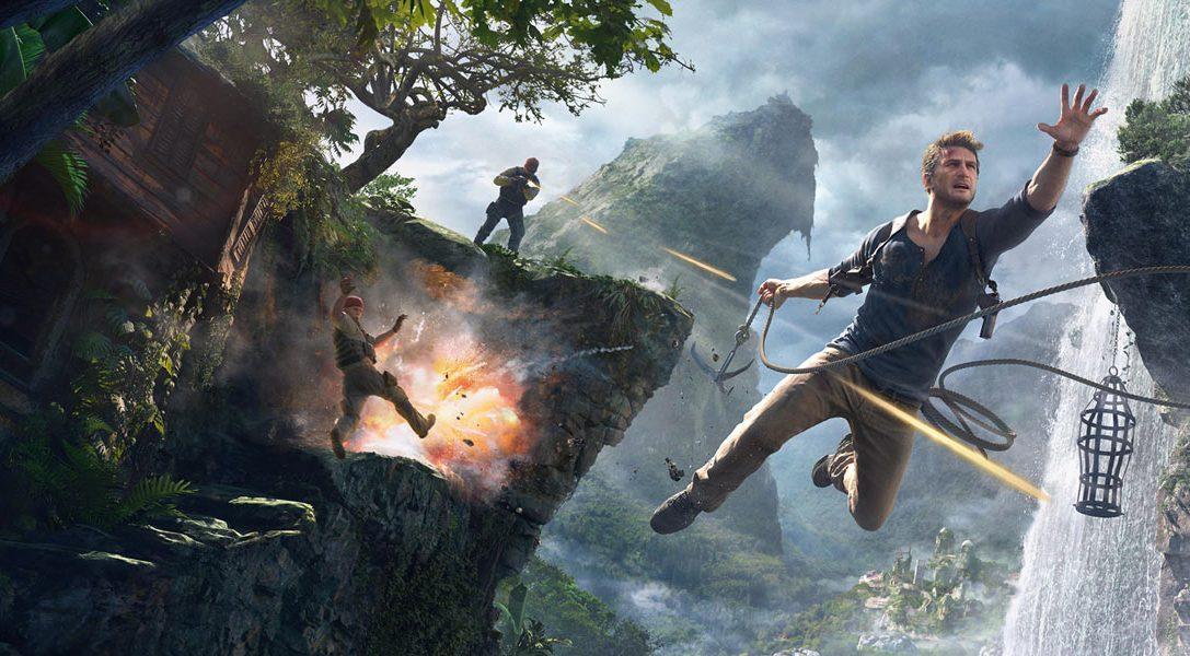 Gli Sconti Estivi di Uncharted 4 Multiplayer cominciano oggi