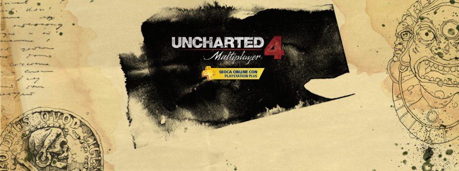 Uncharted 4VS4: la modalità Saccheggio attende i giocatori più agguerriti!