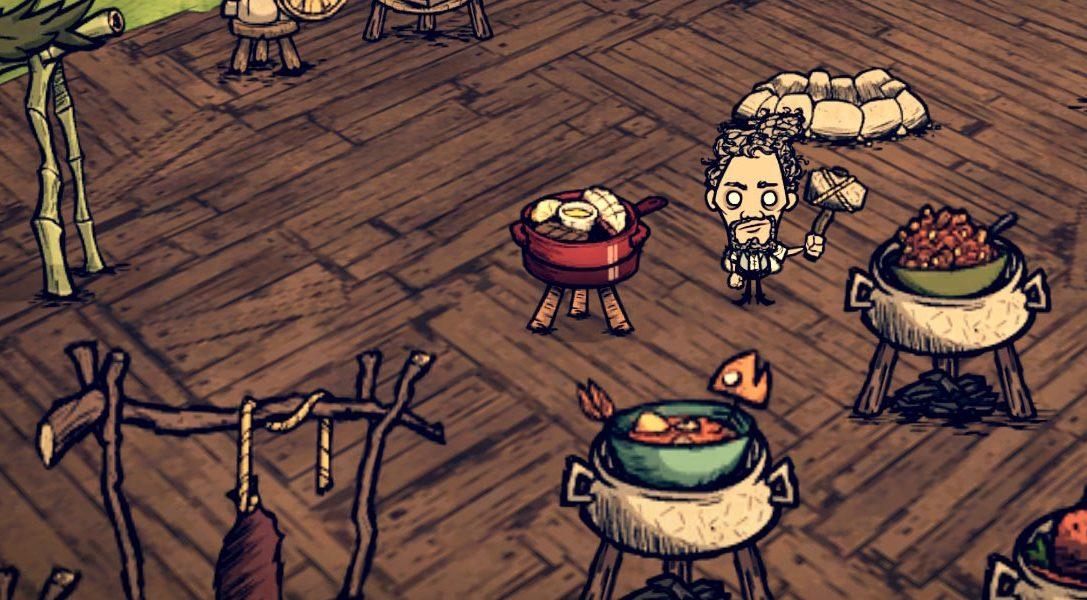 5 suggerimenti per sopravvivere in Don't Starve: Shipwrecked, in uscita il 2 agosto su PS4
