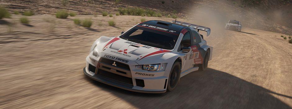 Un aggiornamento su Gran Turismo Sport
