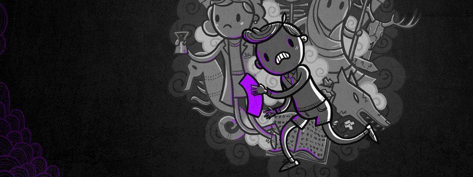 Il vivace gioco di rompicapi Hue annunciato per PS4 e PS Vita