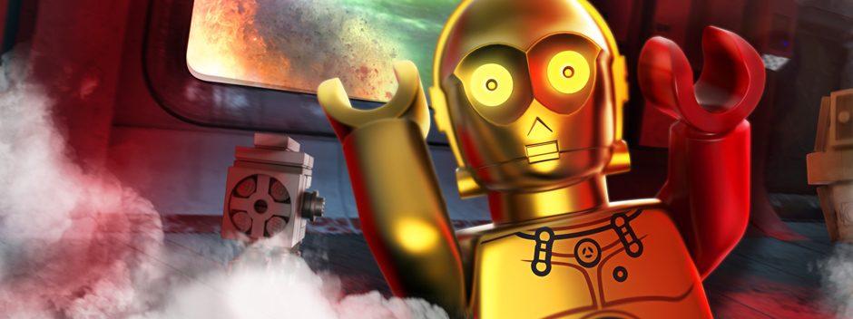 Il pacchetto Phantom Limb di LEGO Star Wars: Il Risveglio della Forza è disponibile da oggi