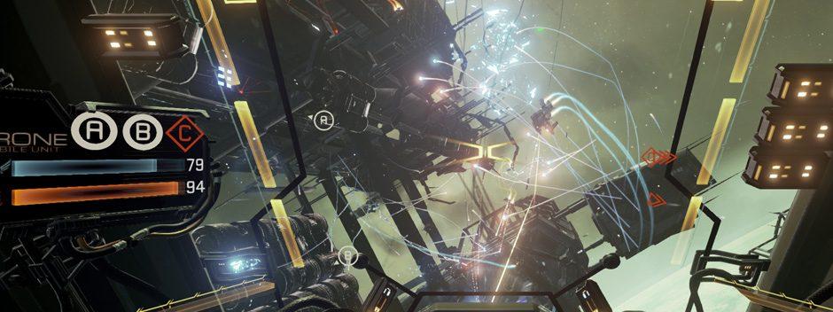 EVE: Valkyrie sfrutta i sensori di PlayStation VR per dare vita a fantastici combattimenti spaziali