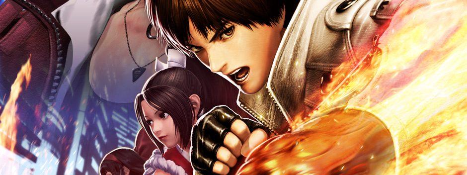 The King of Fighters XIV disponibile da oggi: guarda il trailer di lancio