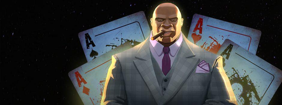 Prominence Poker, il multigiocatore free-to-play e GdR d'azzardo, arriva su PS4 questa settimana!imana