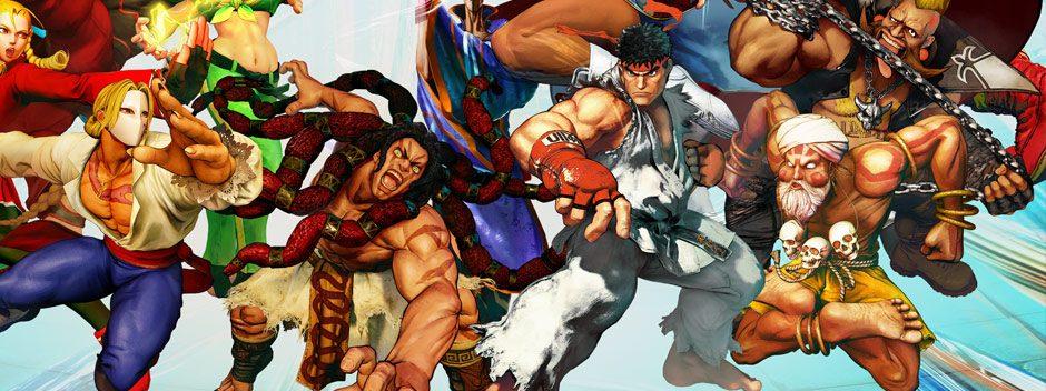 Non perderti le grandi offerte su Street Fighter V, i titoli Call of Duty, i retro games e tanto altro