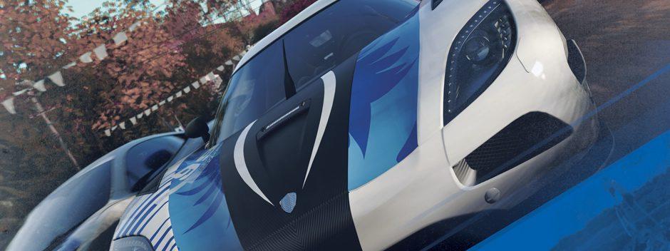 Driveclub VR annunciato per PlayStation VR!