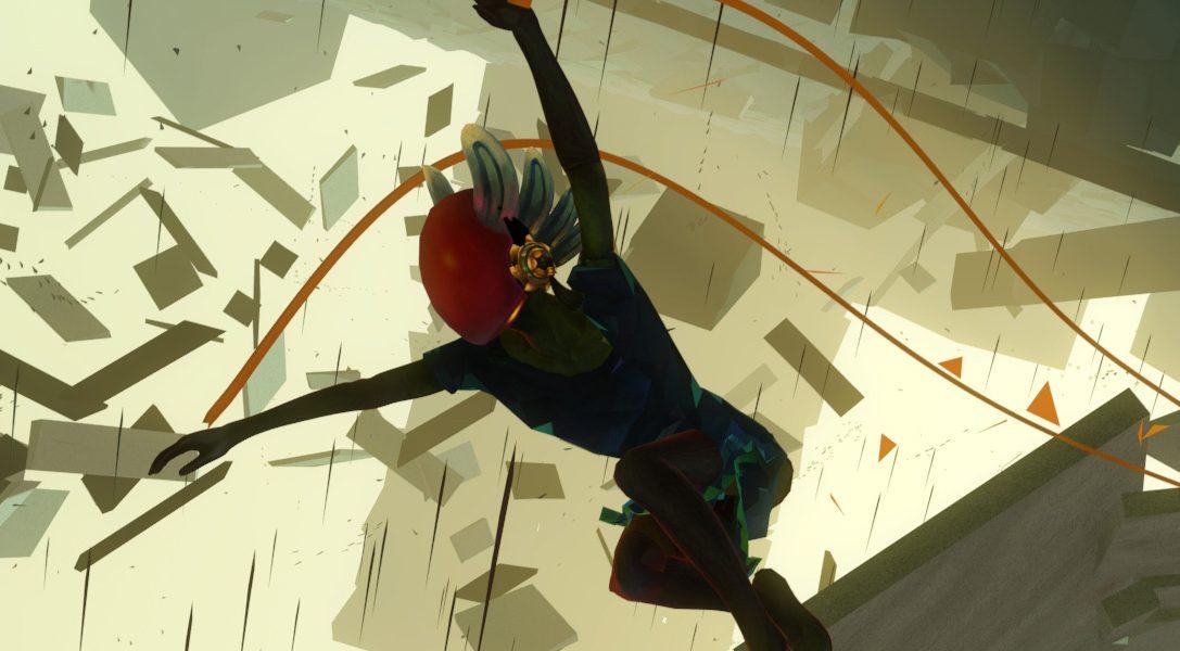 Bound per PS4, la danza per riparare un mondo lacerato