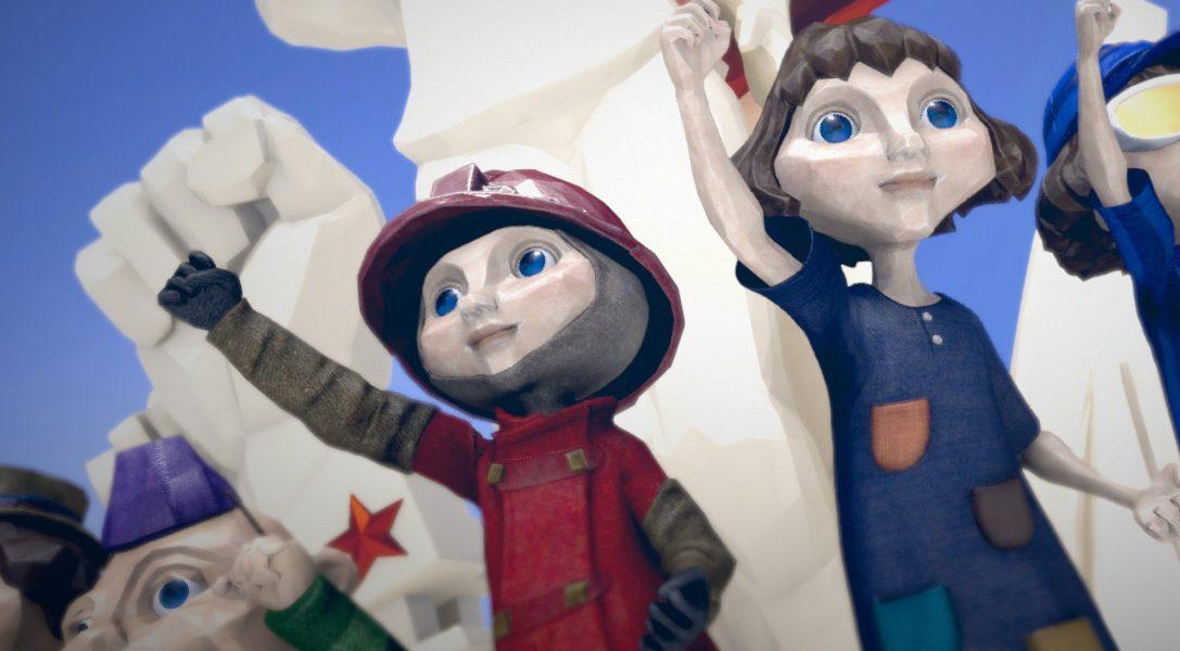 The Tomorrow Children marcia su PS4 il 6 settembre!