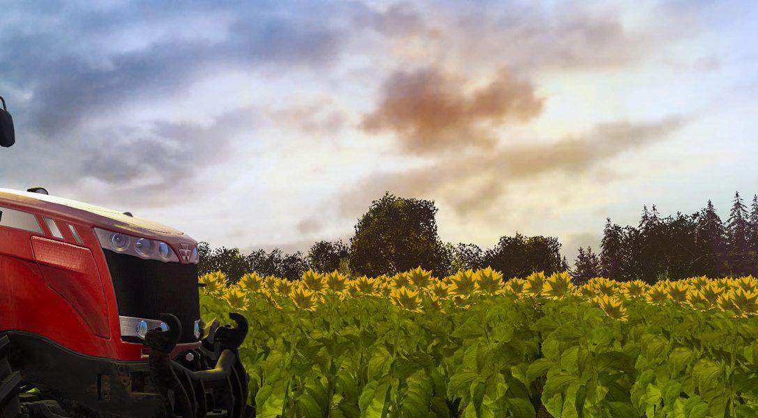 Farming Simulator 17 arriva su PS4 a ottobre, portando con sé treni, suini e altro