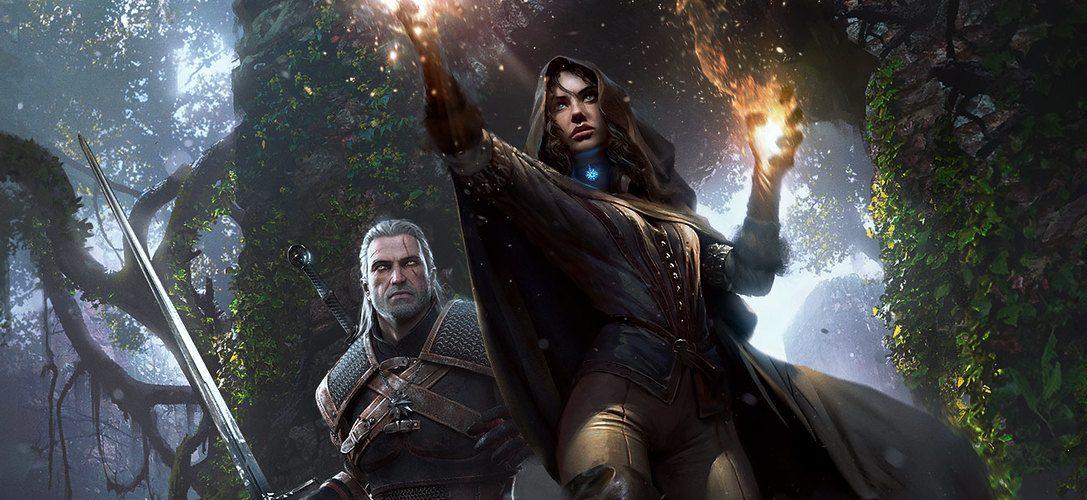 The Witcher 3: Wild Hunt Game of the Year Edition presto disponibile per PS4