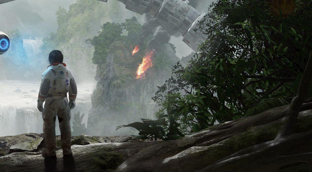 Il nuovo video di Robinson: The Journey svela maggiori dettagli su questa esclusiva per PS VR di Crytek