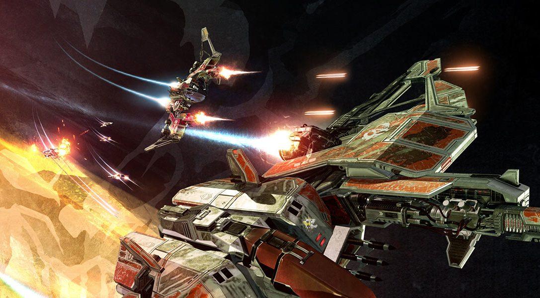 Tutto quello che c'è da sapere su EVE: Valkyrie per PlayStation VR