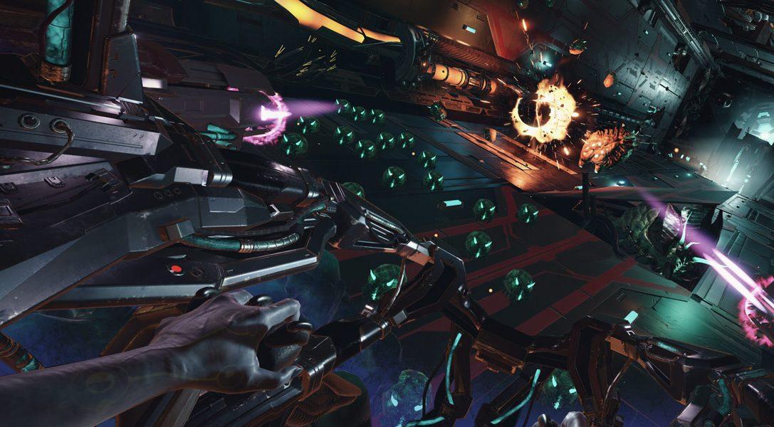 Uno sguardo a Scavengers Odyssey, la caccia al tesoro fantascientifica di PlayStation VR Worlds