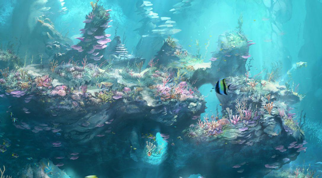 L'importanza dell'estetica nella realizzazione di PlayStation VR Worlds
