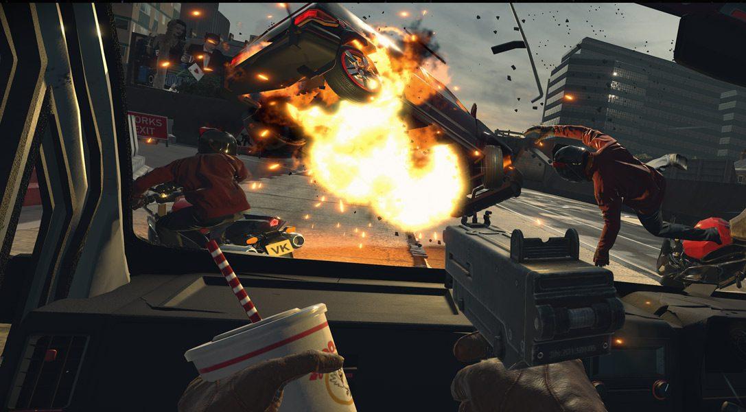 È la settimana di PlayStation VR Worlds!