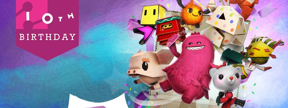 LittleBigPlanet 3 si arricchisce di un'interfaccia rinnovata, di un nuovo kit livello e del pack Anniversario Mm