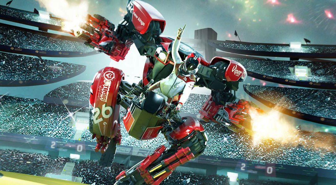 Un nuovo trailer di RIGS Mechanized Combat League mostra la modalità Carriera per giocatore singolo