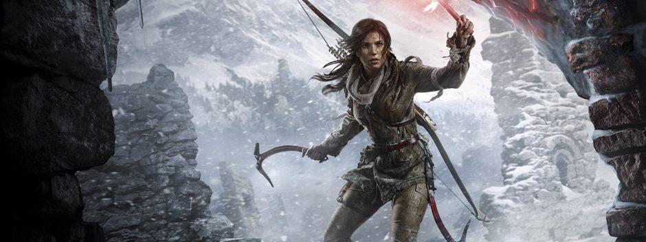 Rise Of The Tomb Raider arriva su PS4 a Ottobre con una nuova missione PS VR