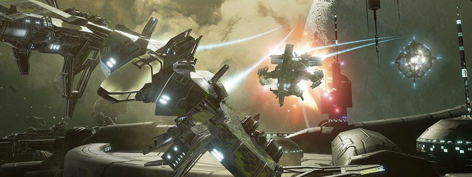 Ecco come CCP sta dando vita alla sua simulazione di combattimento spaziale EVE: Valkyrie