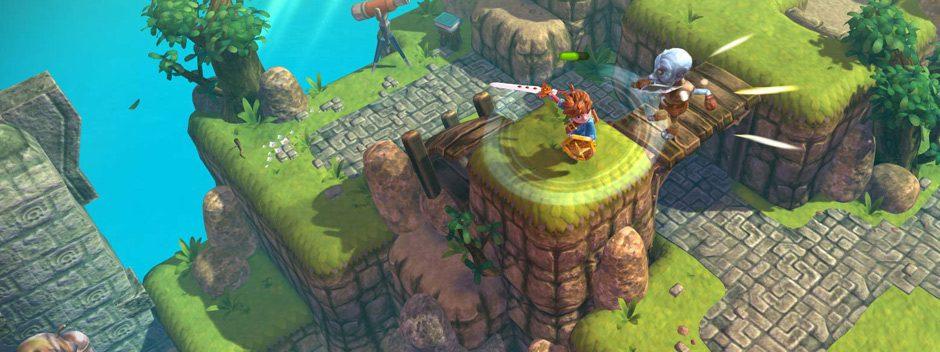 La meravigliosa avventura d'azione Oceanhorn salpa le ancore per sbarcare su PS4 il 7 settembre