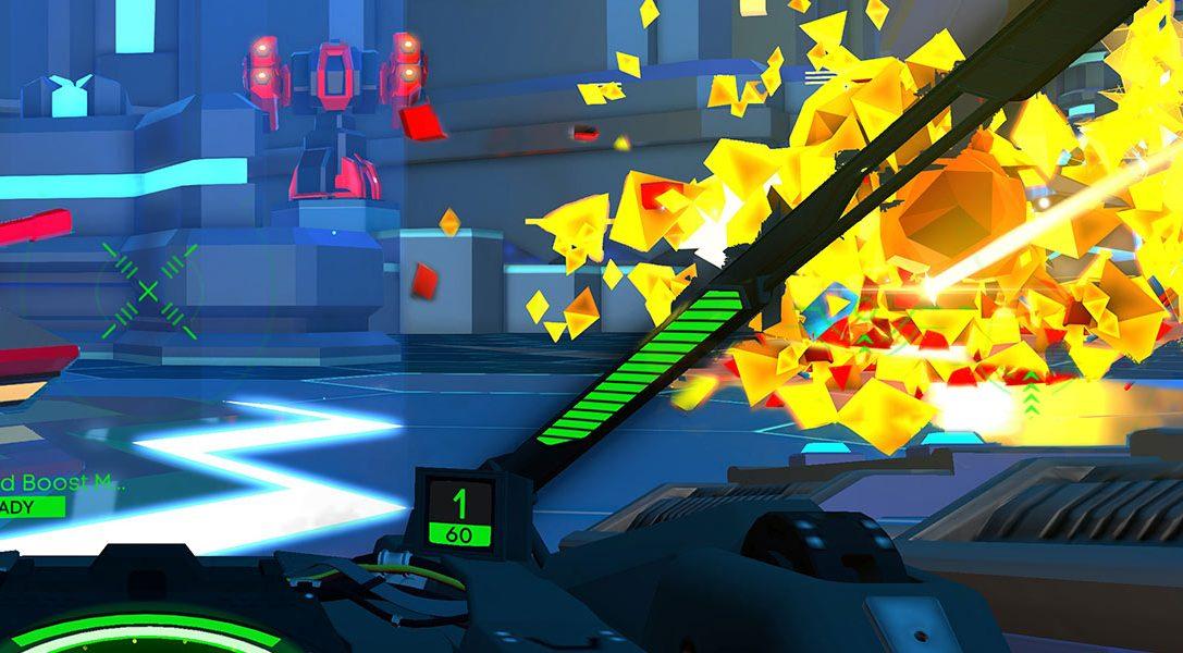 Una delle sfide più ardue per gli sviluppatori di Battlezone: progettare l'abitacolo in VR