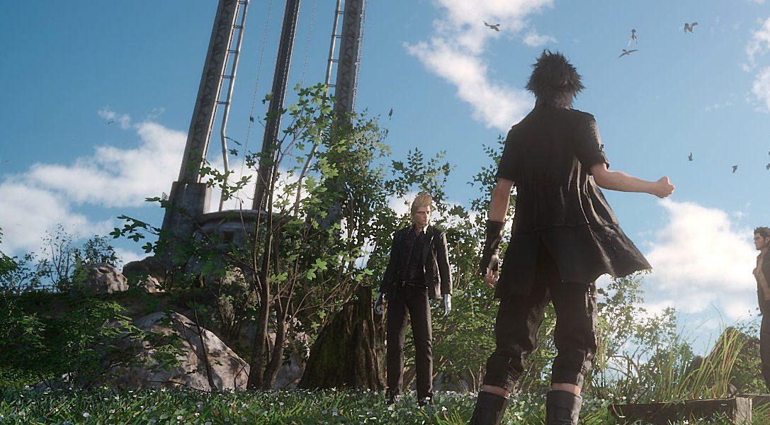 Comporre per Final Fantasy XV: la storia dietro la musica