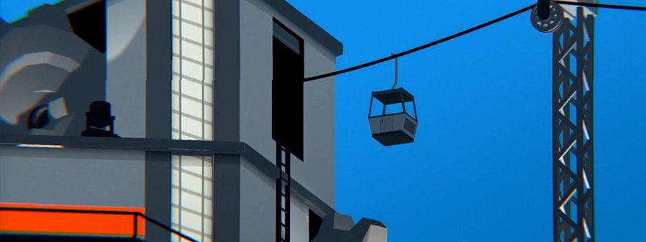 Il misterioso adventure Small Radios Big Televisions esce per PS4 l'8 Novembre