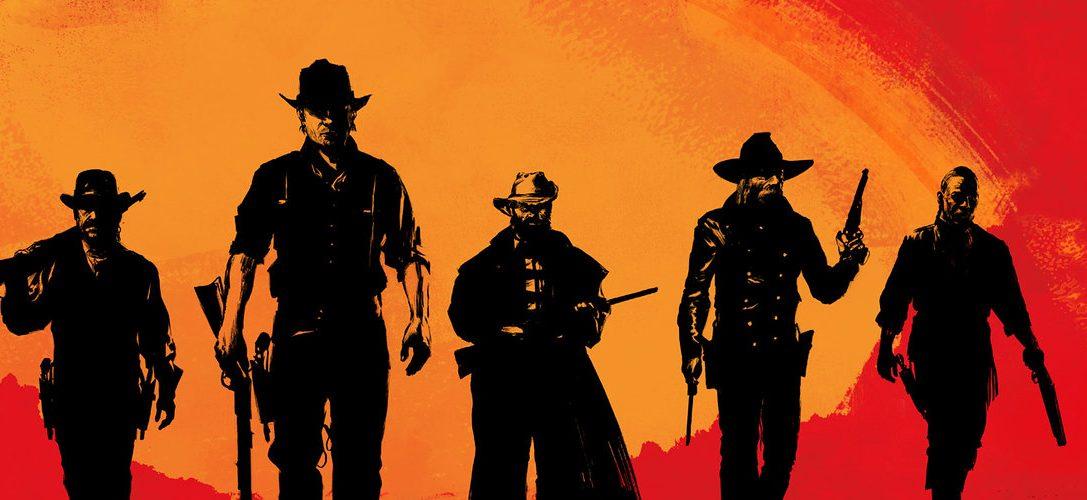 Red Dead Redemption 2: PlayStation e Rockstar Games annunciano una partnership