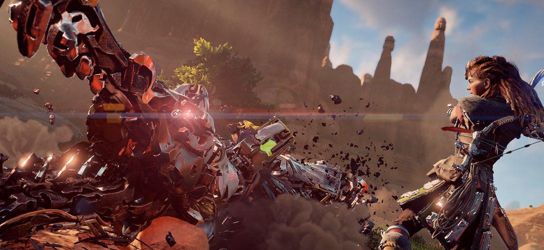 Ecco come le Macchine di Horizon: Zero Dawn si sono evolute in letali predatori